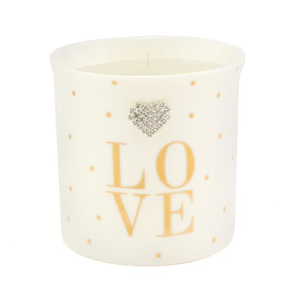 MAD DOTS LOVE CANDLE