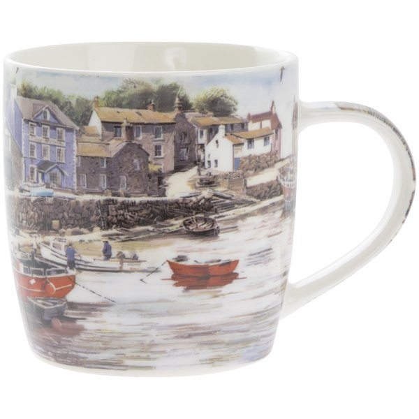 OLD HARBOUR MUG