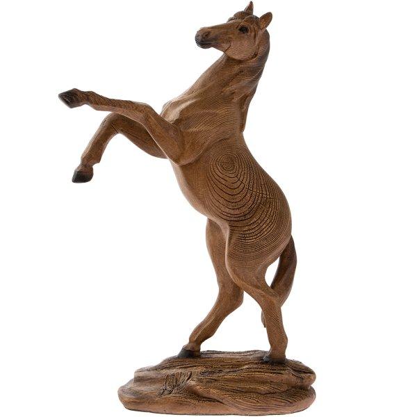 ANIMAL KINGDOM REARING HORSE