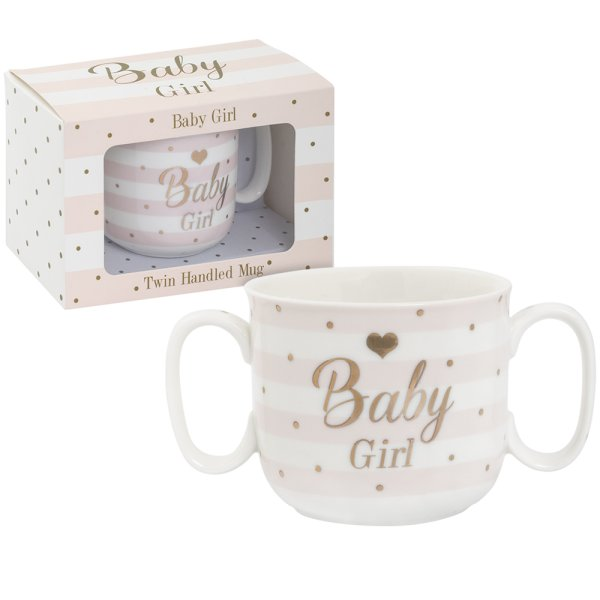 MAD DOTS BABY GIRL MUG