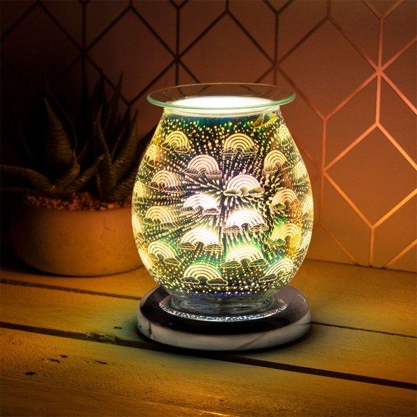 DESIRE AROMA LAMP RAINBOW
