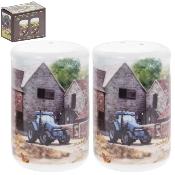 FARMYARD SALT & PEPPER