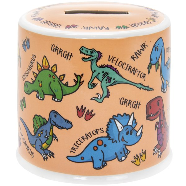 LITTLE STARS DINOSAUR MONEYBOX