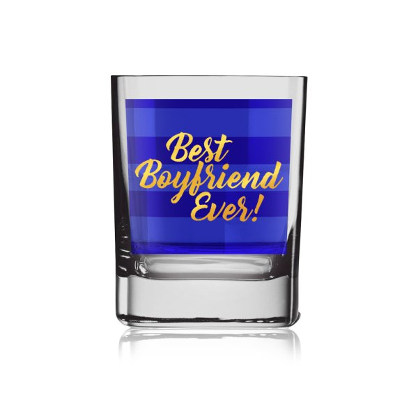 BOYFRIEND WHISKY GLASS