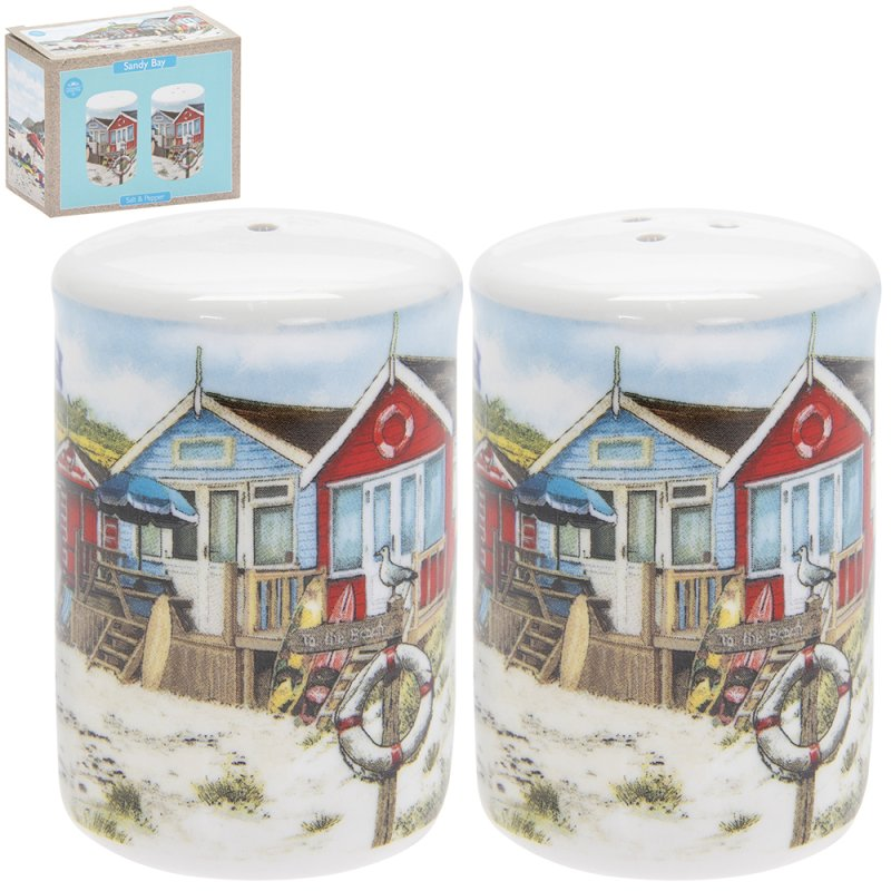 SANDY BAY SALT & PEPPER