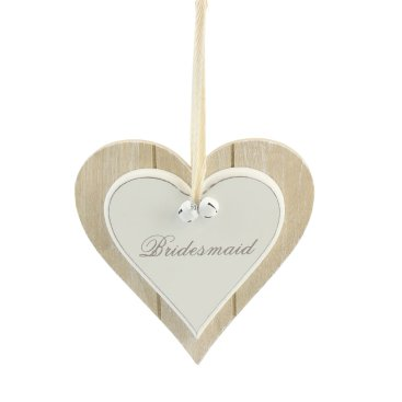 PLAQUES DOUBLE HEART SMALL