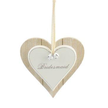 PLAQUES DOUBLE HEART