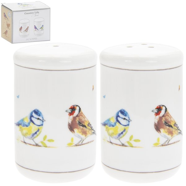 COUNTRY LIFE BIRDS SALT&PEPPER