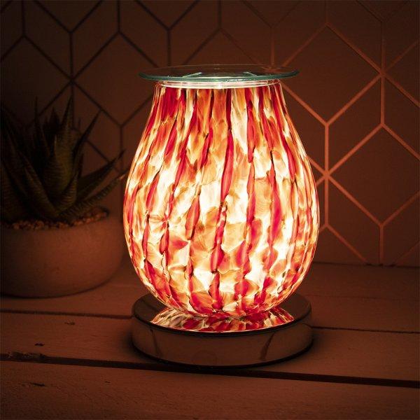 DESIRE AROMA LAMP STRIPES