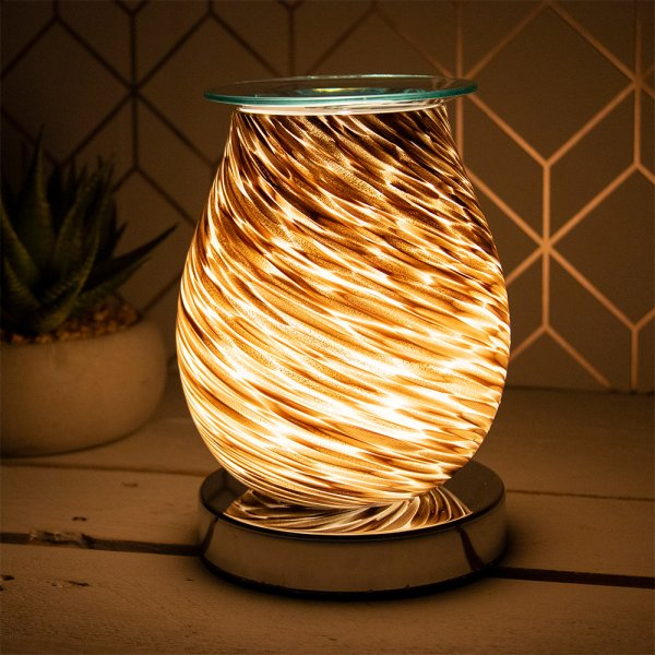 DESIRE AROMA LAMP GLITTER