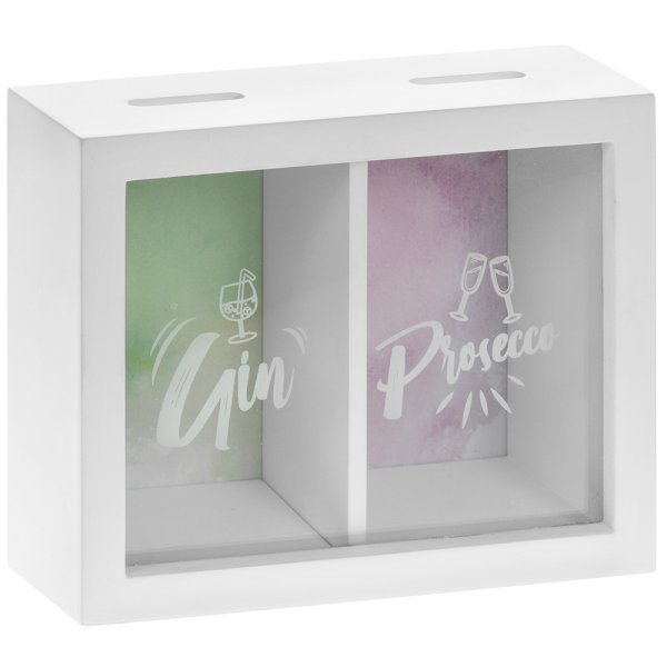 GIN & PROSECCO MONEY BOX