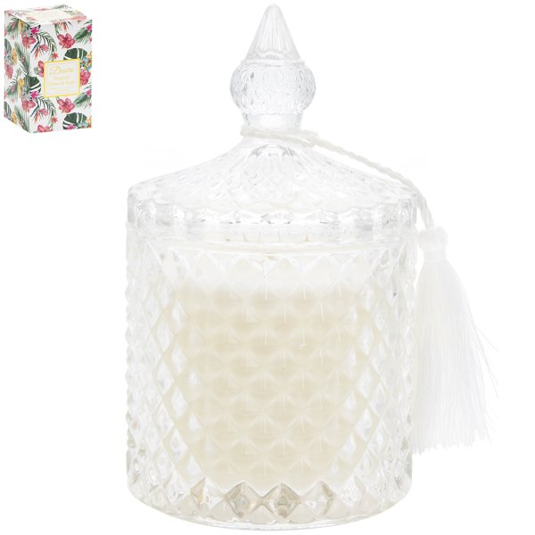 DESIRE TROPICAL CANDLE JAR