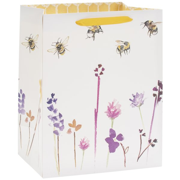 BUSY BEE GIFT BAG L