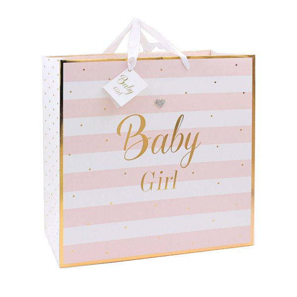 MAD DOTS BABY GIRL GIFTBAG LGE