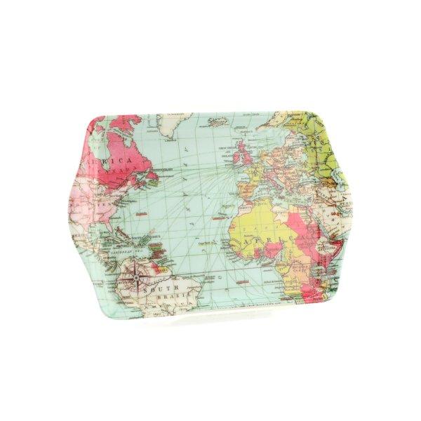 WORLD TRAVELLER TRAY SMALL