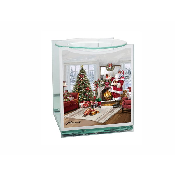 CHRISTMAS SANTA OIL BURNER