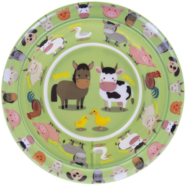 LITTLESTARS FARMYARD BOWL
