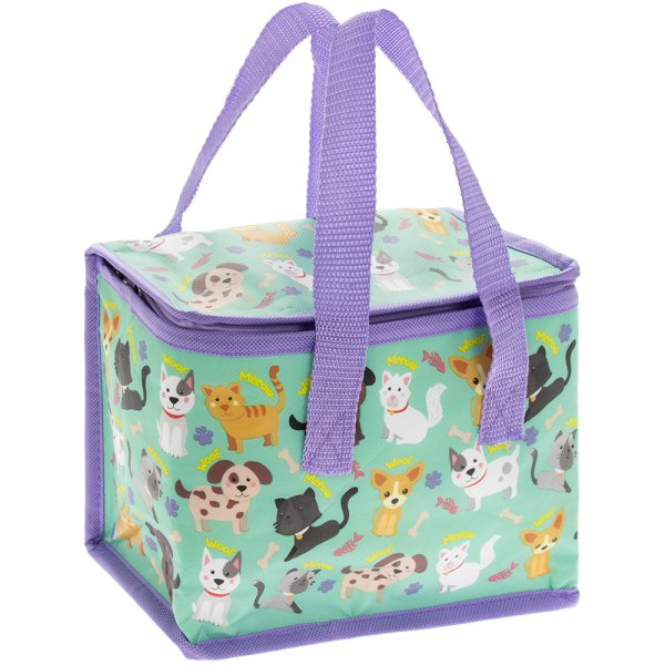 CATS & DOGS LUNCH BAG