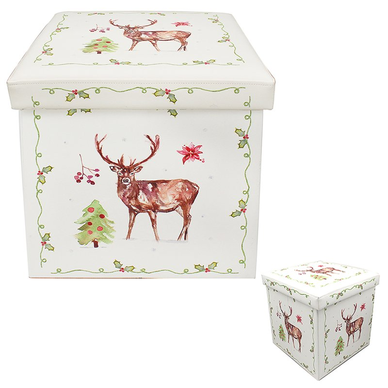 WINTER STAGS FOLD/STORE BOX