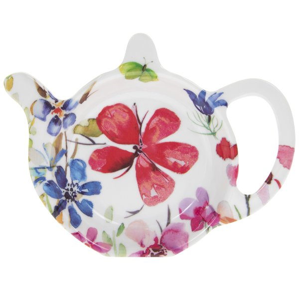 BUTTERFLY MEADOW TEABAG TIDY