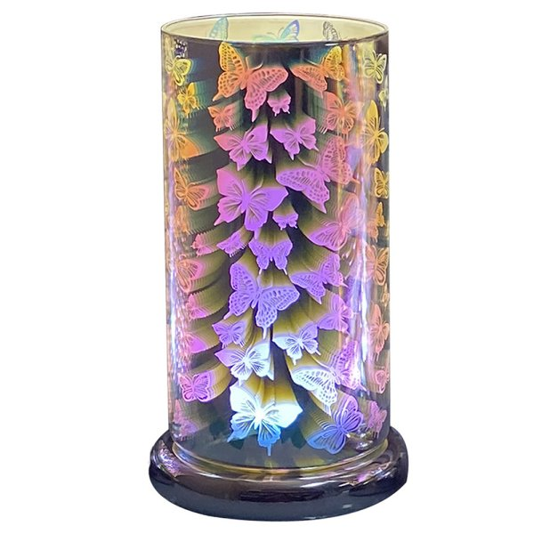 BUTTERFLY 3D LED TOUCH LAMP