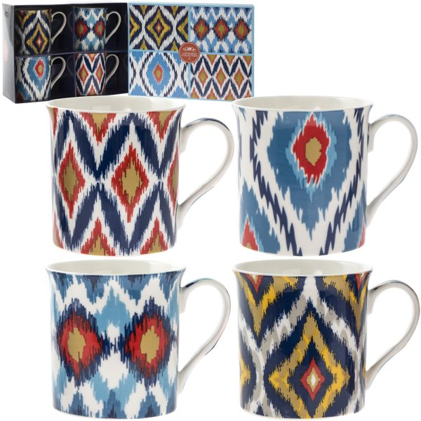 INCAS MUG SET OF 4