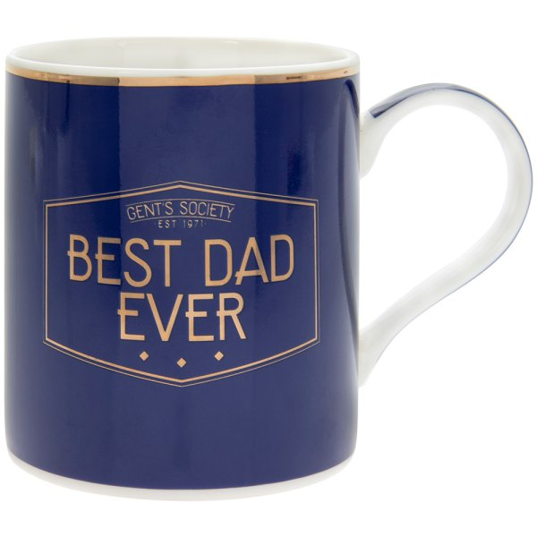 GENTS SOCIETY DAD MUG