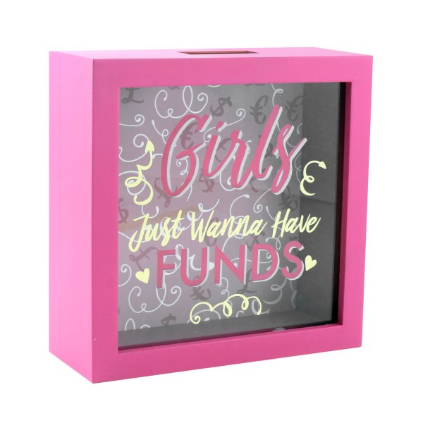 GIRL WANNA HAVE FUNDS M/BOX