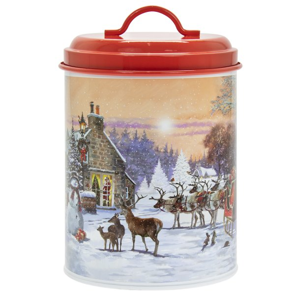 MAGIC OF CHRISTMAS CANISTER M