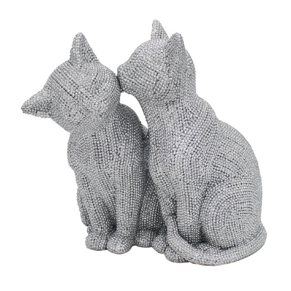 SILVER ART CATS