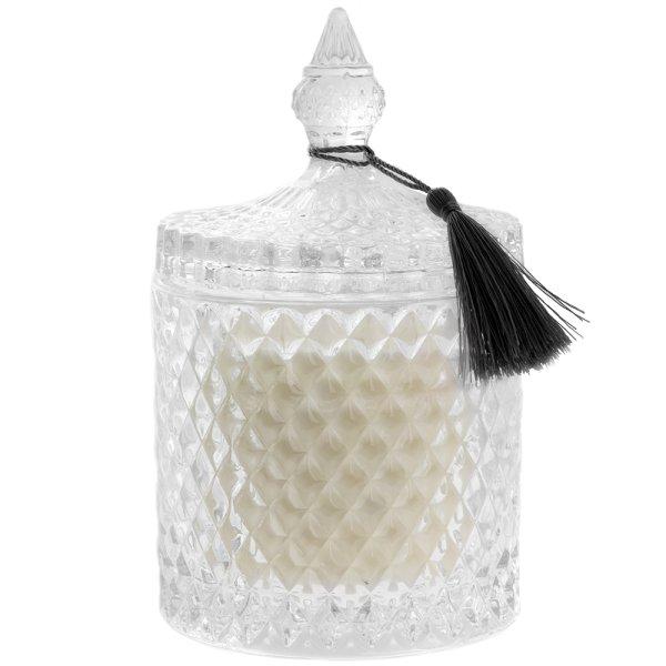 VANILLA NOIR CANDLE JAR