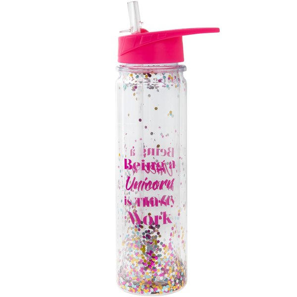 GLITTER UNICORN WATER BTL