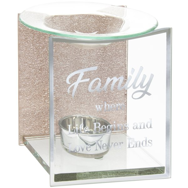 SENTIMENTS OIL BURNER - FAMILY