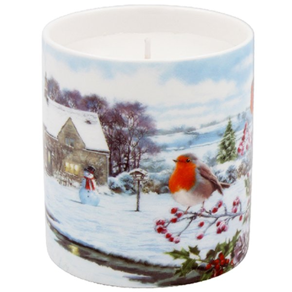 ROBINS SCENTED CANDLE
