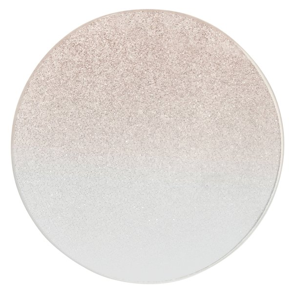 ROSE GOLD GLITTER CANDLE PLATE