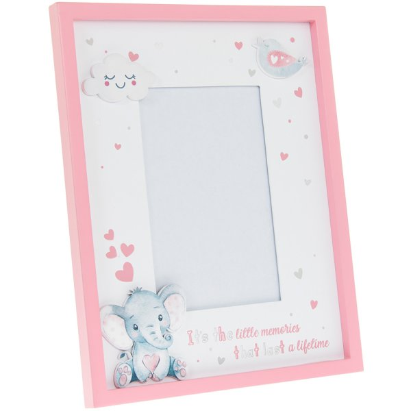 BIRD & ELLIE FRAME PINK