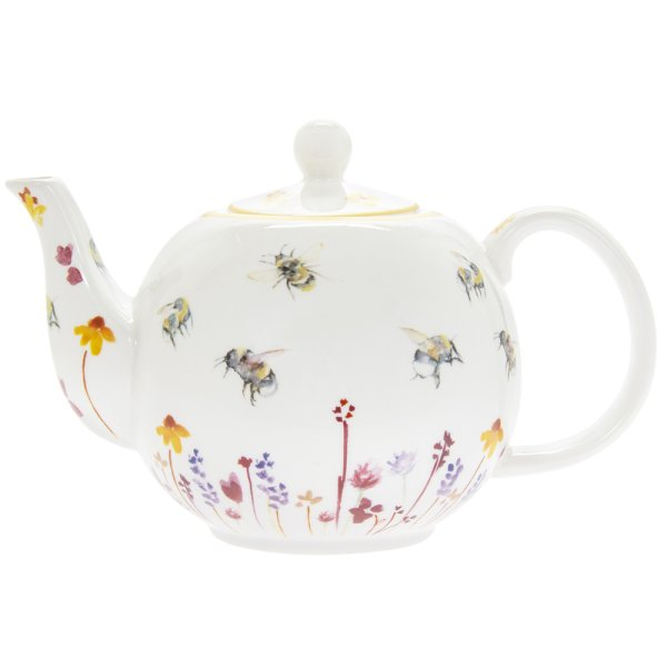 BUSY BEES TEA POT