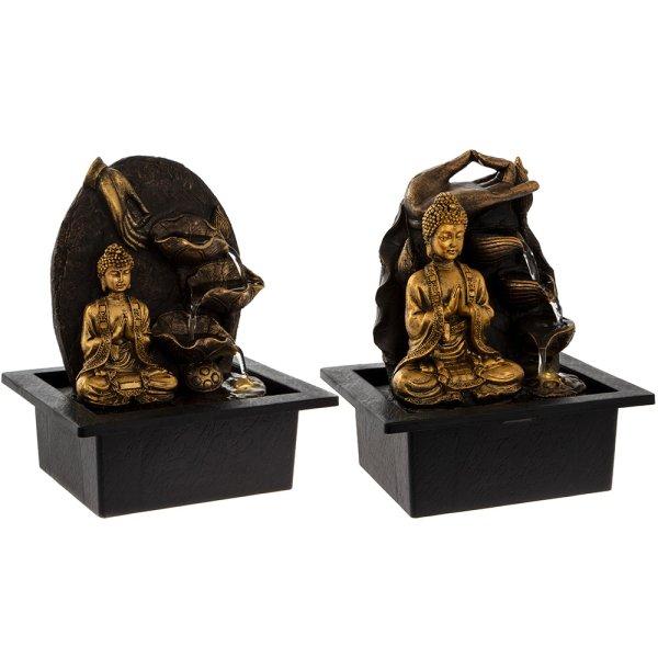BUDDHA FOUNTAIN 2 ASST