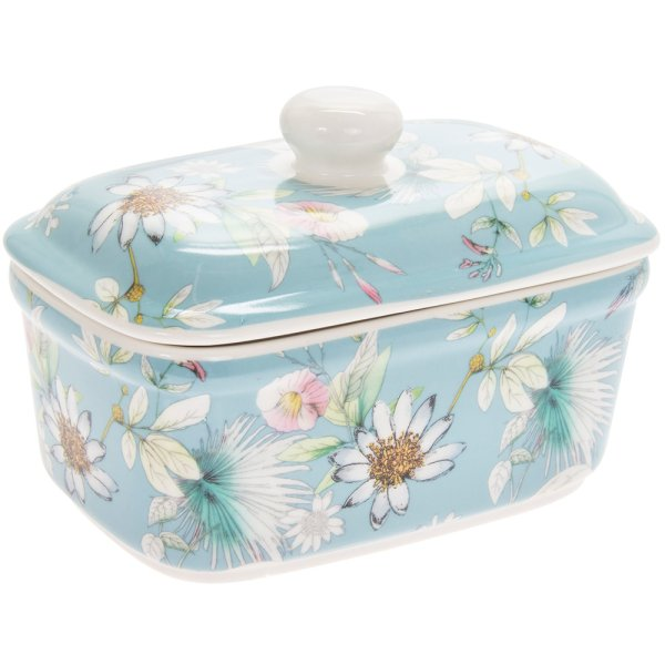 DAISY MEADOW BUTTER DISH