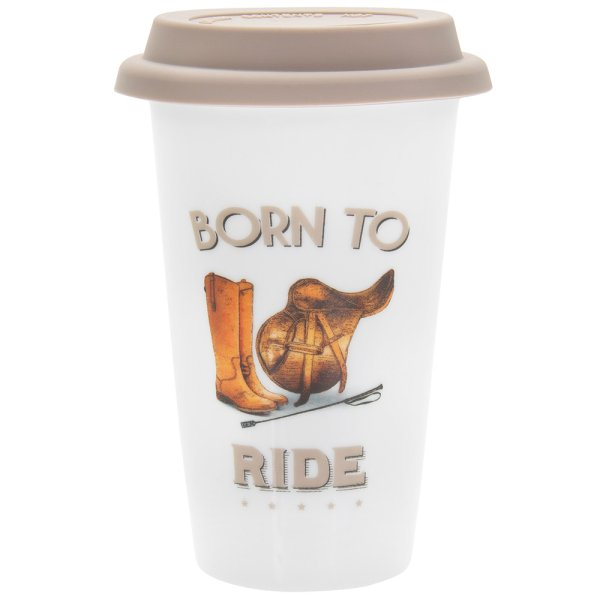 RIDING TRAVEL MUG