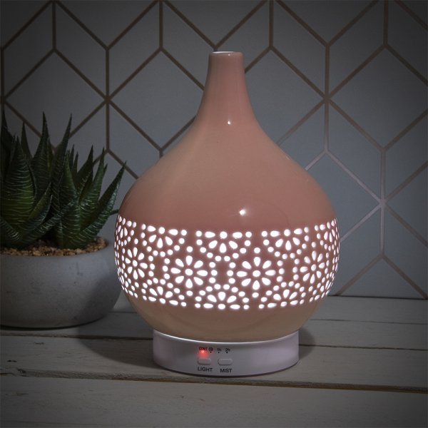DESIRE AROMA HUMIDIFIER PINK