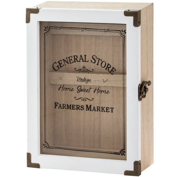 FARMERS MARKET KEY BOX