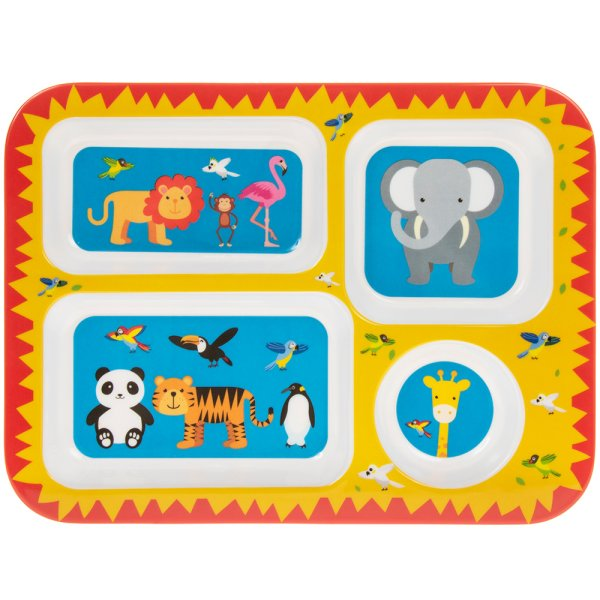 LITTLE STARS ZOO ANIMAL TRAY