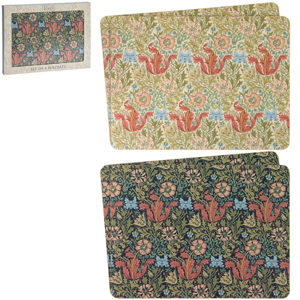 COMPTON PLACEMATS S4
