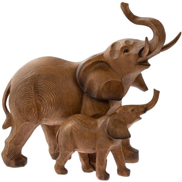 ANIMAL KINGDOM ELEPHANT & BABY