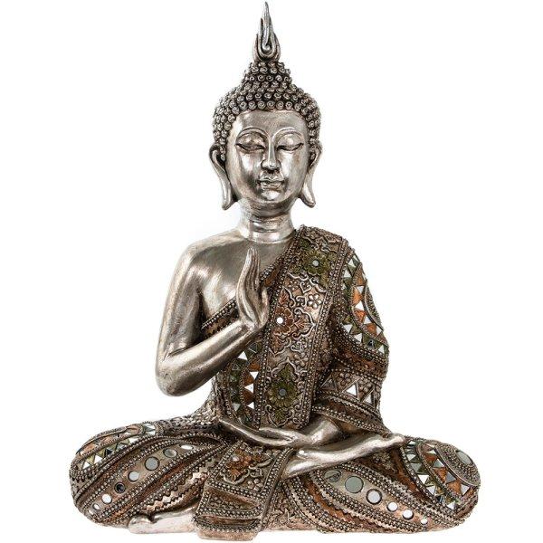 """ART THAI BUDDHA MULIT COL. 26"""""""