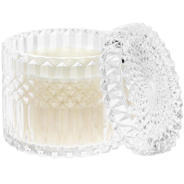 VANILLA HONEY CANDLE JAR