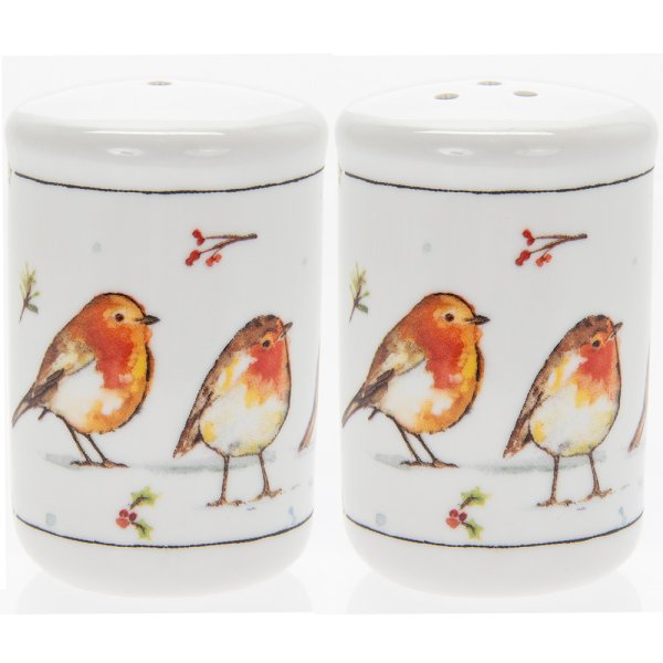 WINTER ROBINS SALT & PEPPER