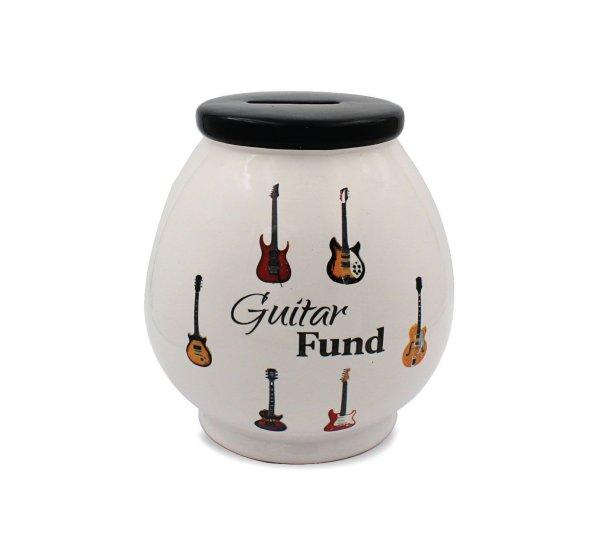 GUITAR FUND MONEY POT