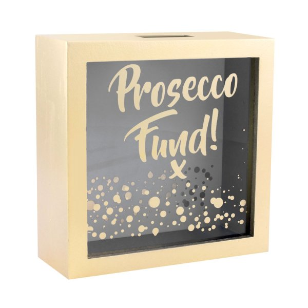 PROSECCO MONEY BOX